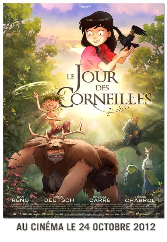 Le Jour des Corneilles slowfilm recensione