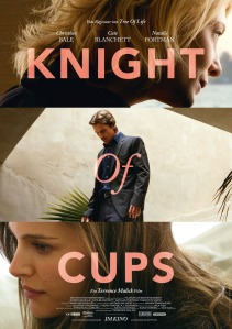 knight of cups locandina