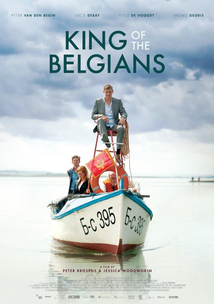 King of the Belgians (Peter Brosens e Jessica Woodworth 2016). Su Venezia l'aurora belga di un piccolo grande film