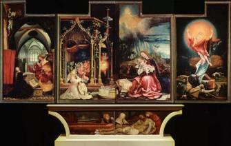 L'Altare di Isenheim