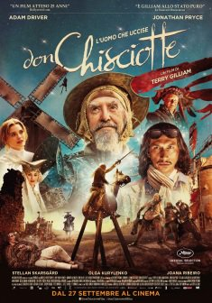 don chisciotte gilliam slowfilm recensione